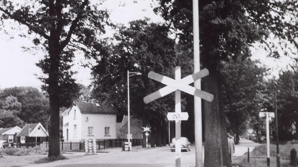 Bels Lijntje 1960 Bredaseweg Schou de Roijstraat